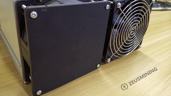120mm case fan dust filter