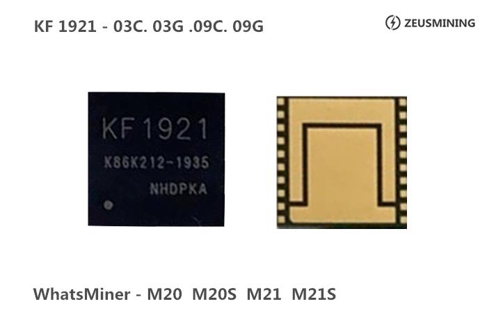 KF1921 chip for whatsminer