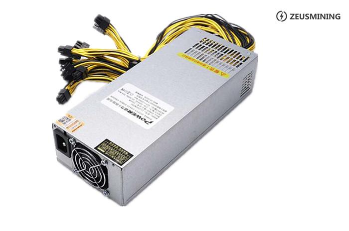 2500W Lianli power supply