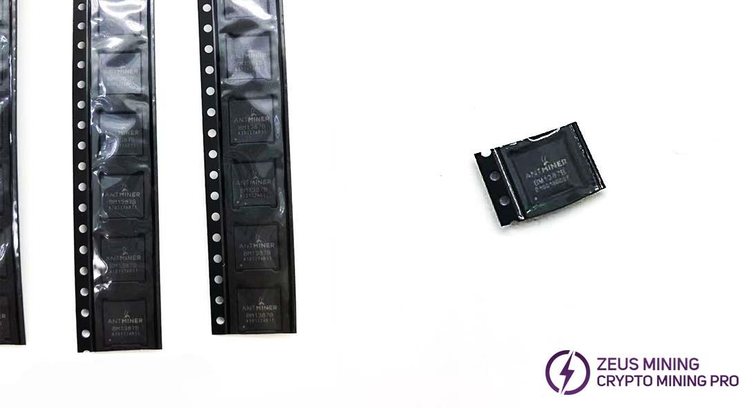 BM1387B chip for S9k