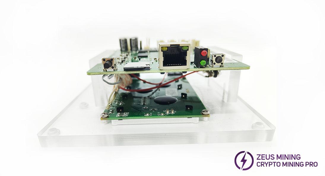 T9 T9+ Antmier test fixture