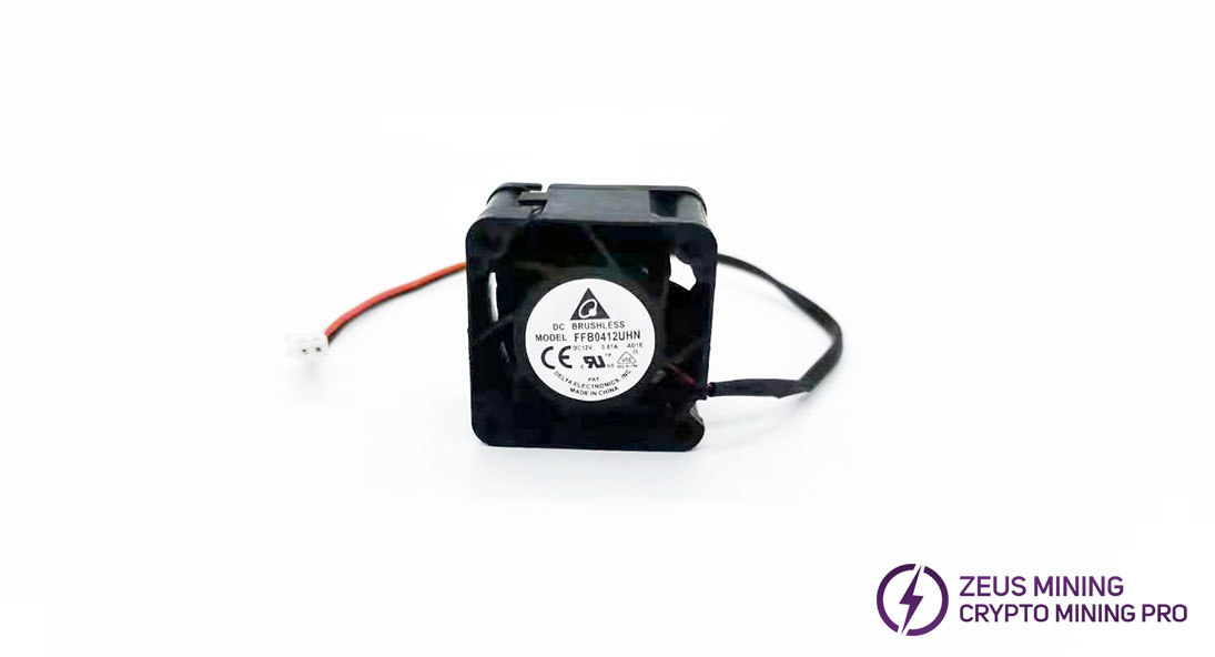 4cm power supply fan replacement