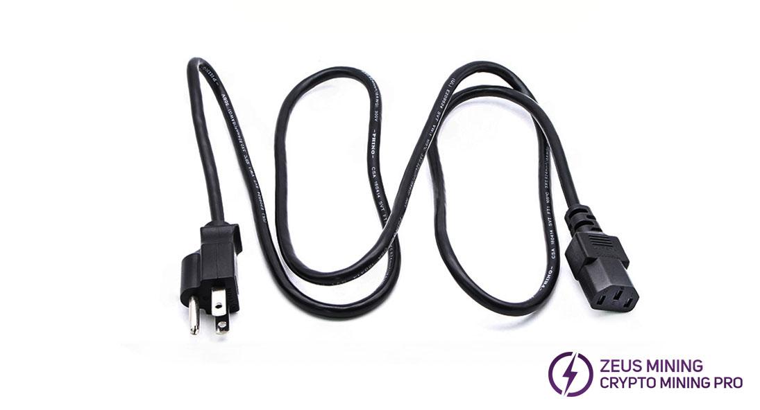 2800W American standard power cord