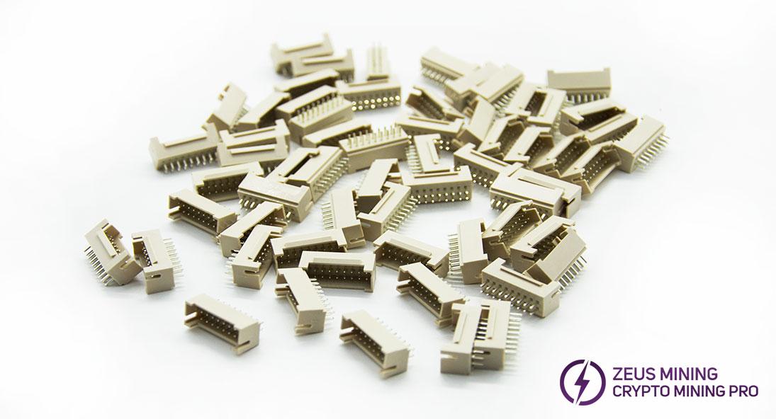 18 pin control board data interface