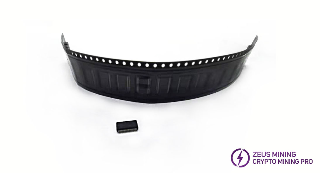 high quality dsPIC33EP16 GS202 PIC chip