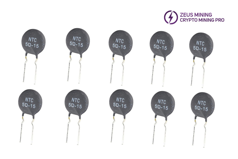 Thermistor NTC 5D-15 for power supply