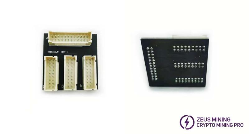 T9+ hash board converter