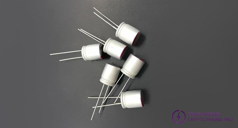 PSU capacitor 330 30V