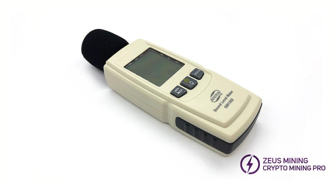 GM1352 sound meter tester