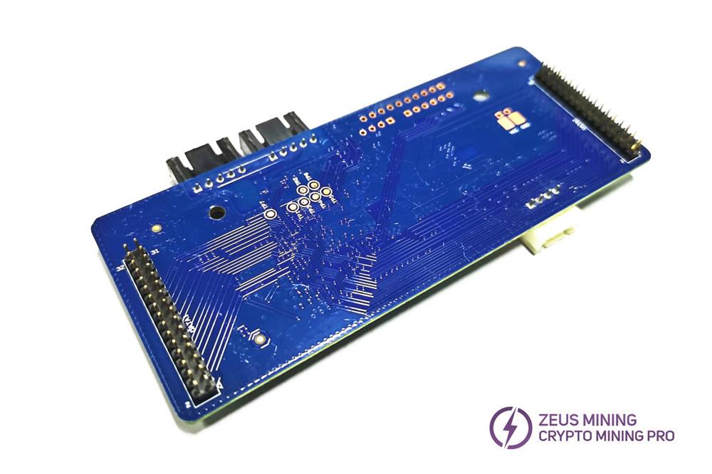 ASIC A841 avalon control board