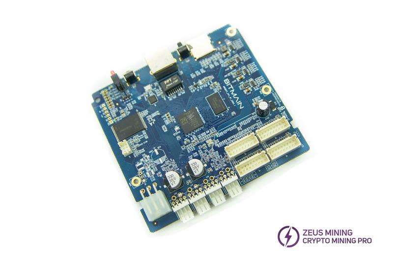 T17 control board