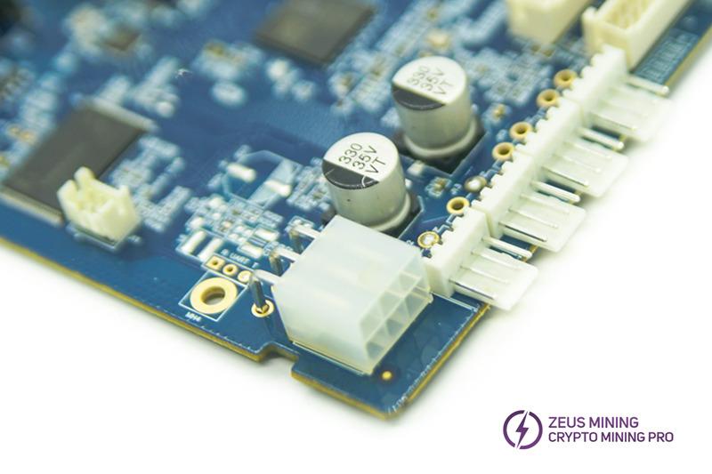 replacement part S17e control board