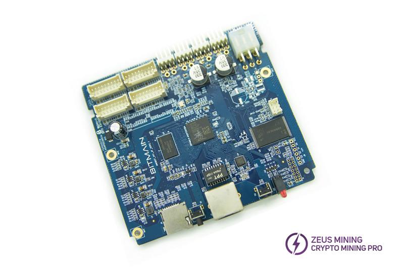 control board for S17e