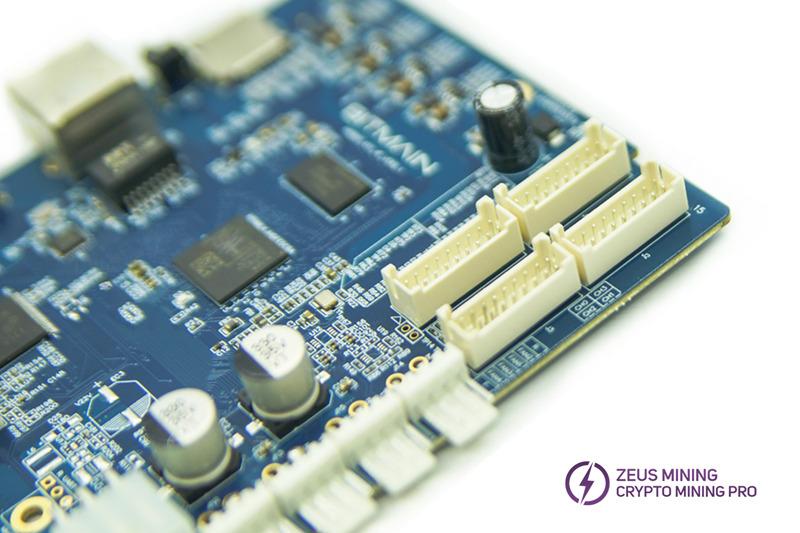 control board for T17e