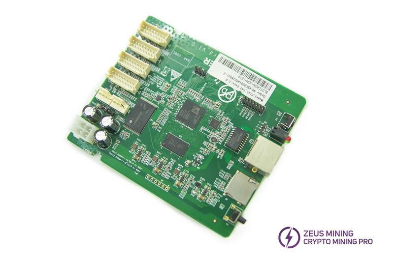Antminer Z11 control board