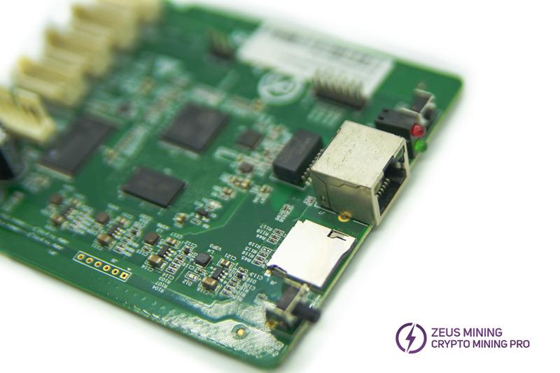 Antminer Z9 control board for Z9 miner