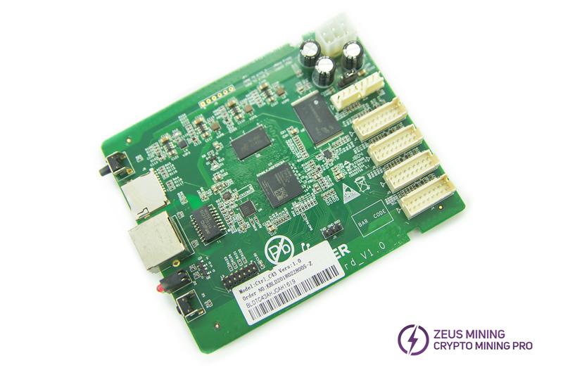 Antminer control board for Z9 mini