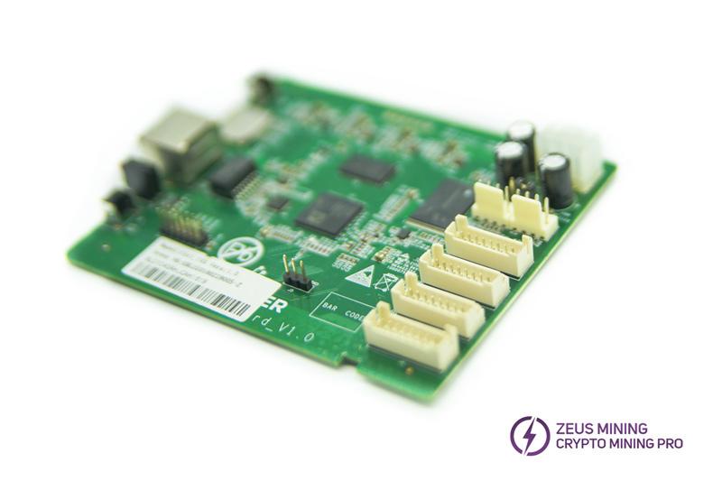 S9k control board