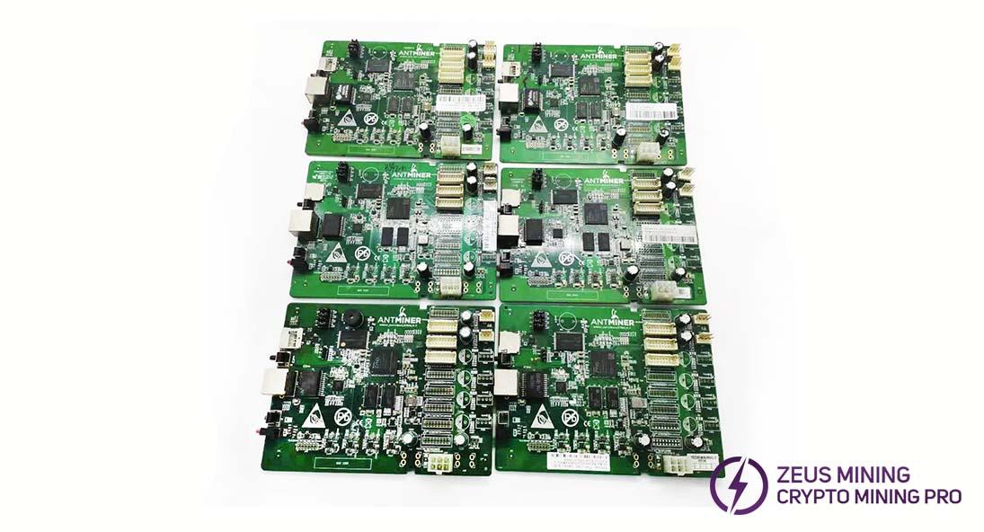 Antminer s9 control board repair