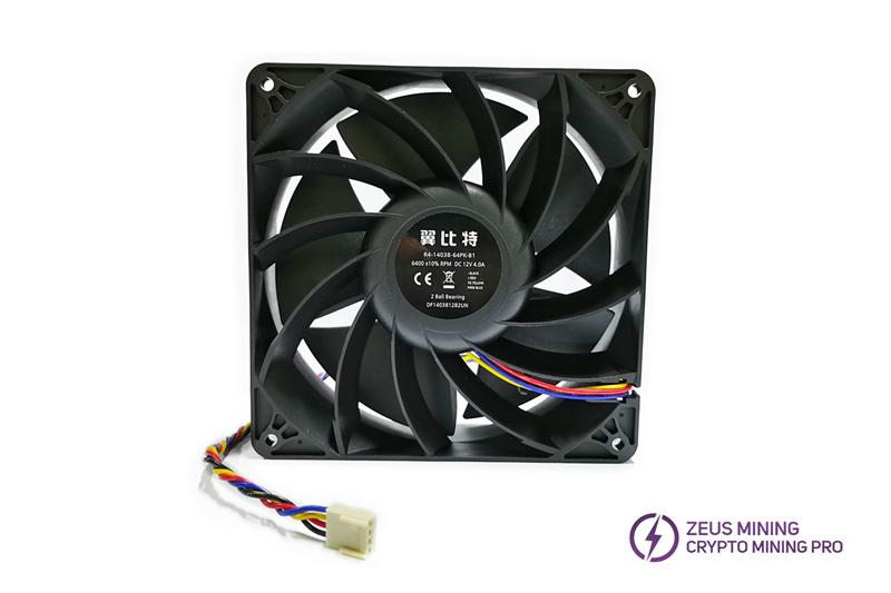 Ebit 14*14cm miner fan