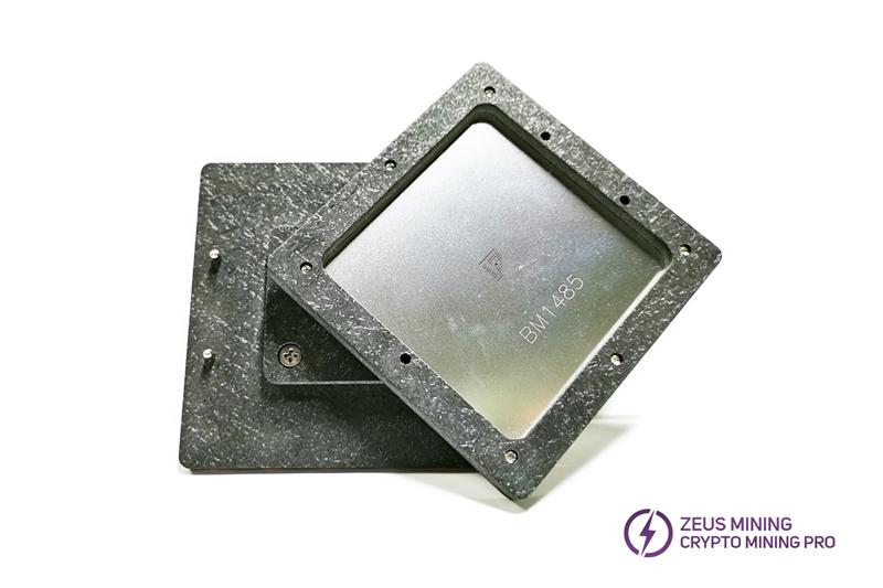 BM1485 chip tinning tool