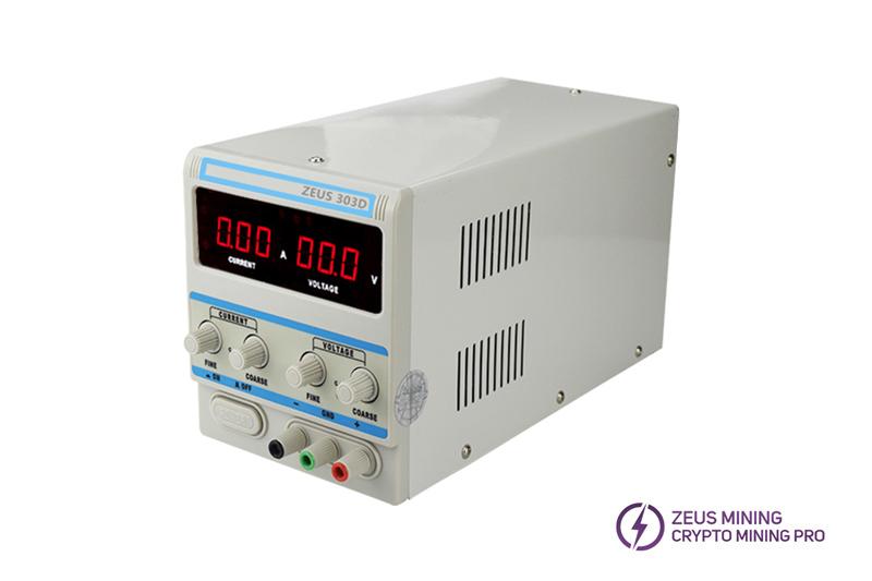 adjustable dc power supply