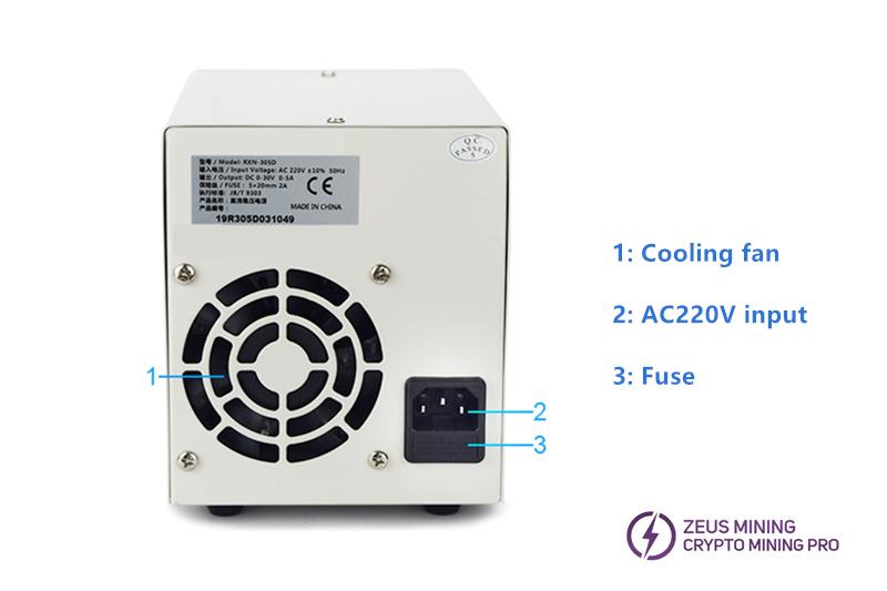 12v dc adjustable power supply