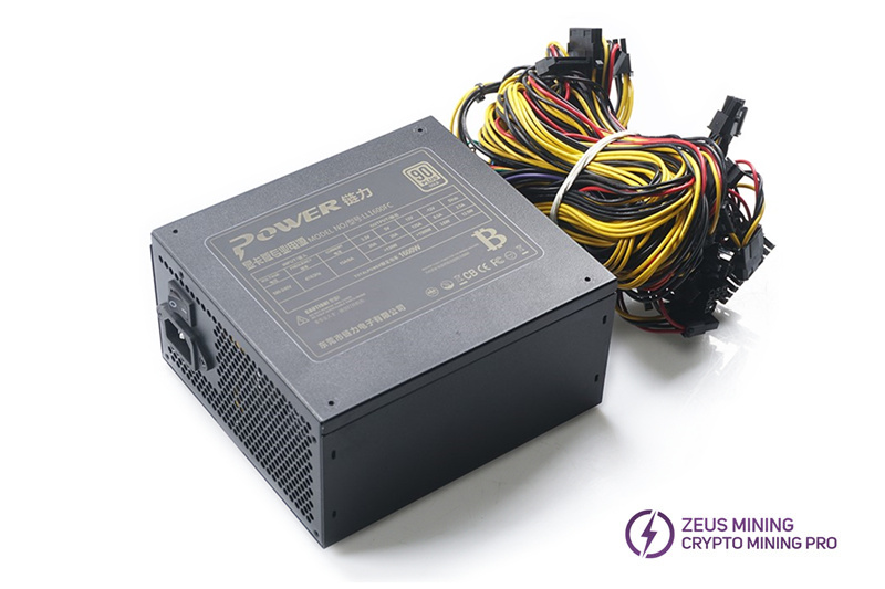 Dedicated power supply for graphics card