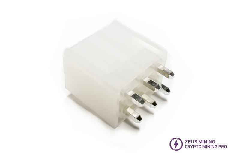 6 pin power socket