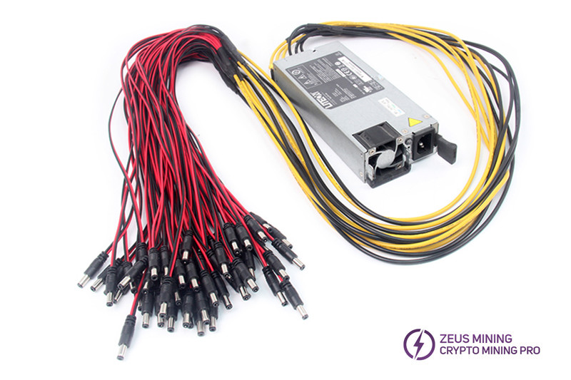 Centralized power supply