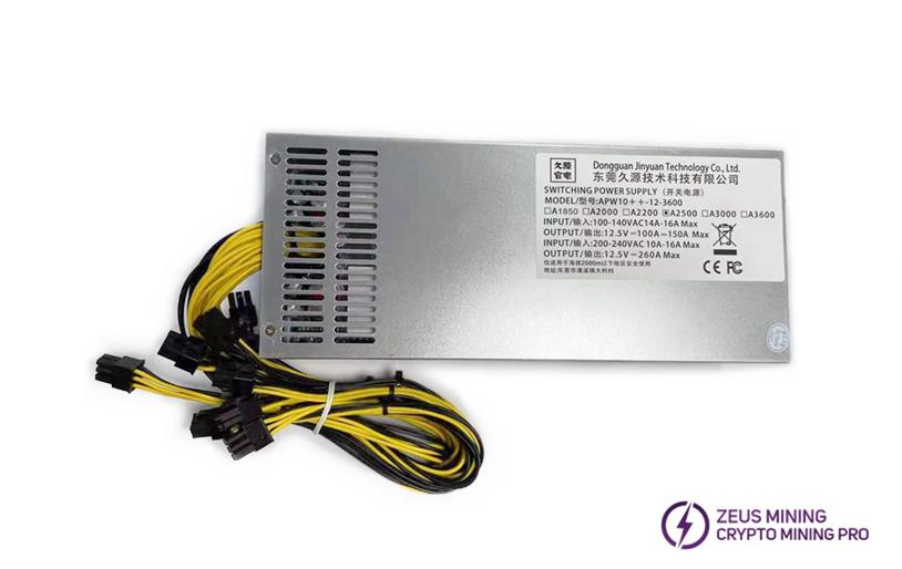 best 1U 2U PSU 2400W