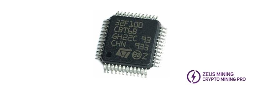 STM32F100CBT6B