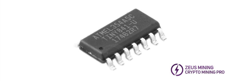 ATTINY841-SSU