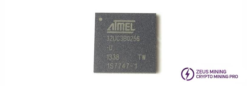 AT32UC3B0256-Z2UT