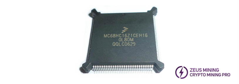 MC68HC16Z1CEH16