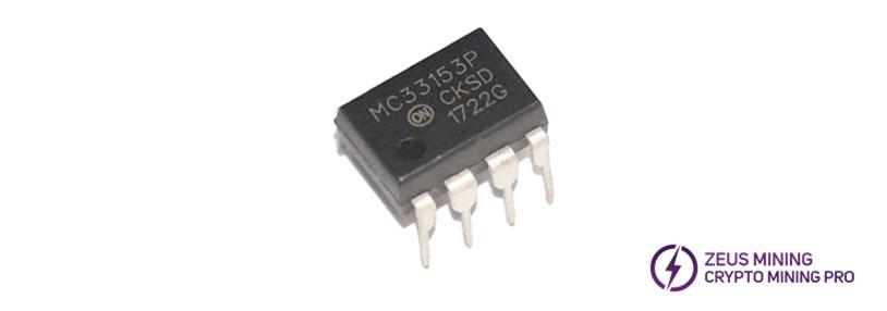 MC33153PG
