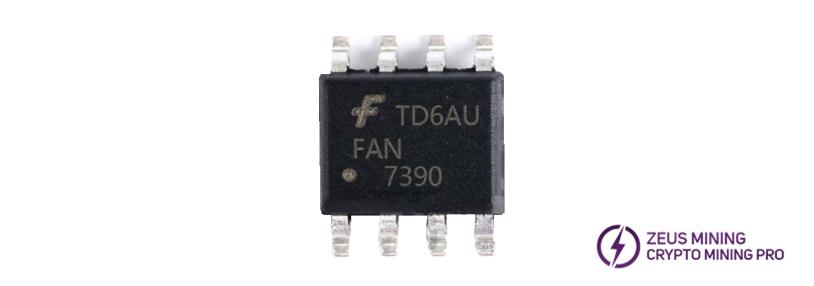 FAN7390MX
