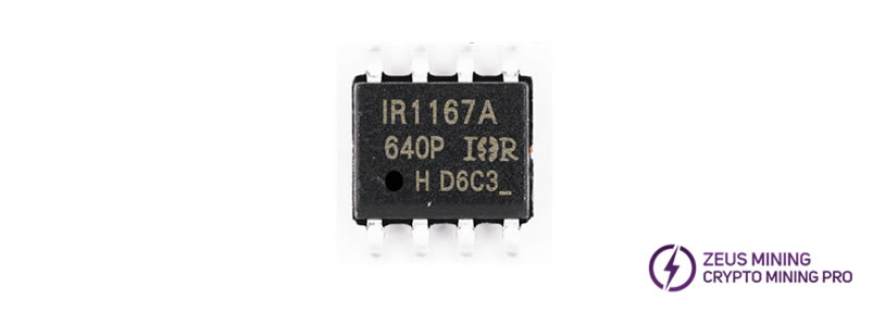 IR1167ASTRPBF