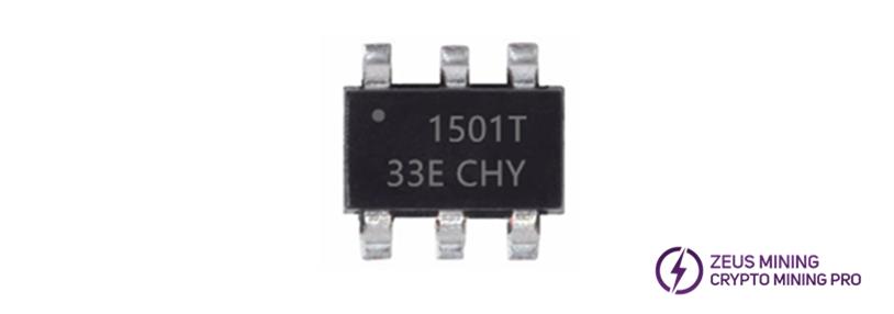 MCP1501T-33E/CHY