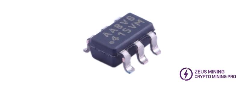MCP1501T-40E/CHY