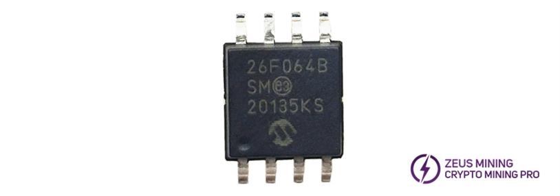 SST26VF064B-104V/SM