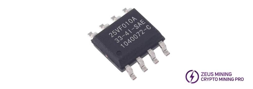 SST25VF010A-33-4I-SAE