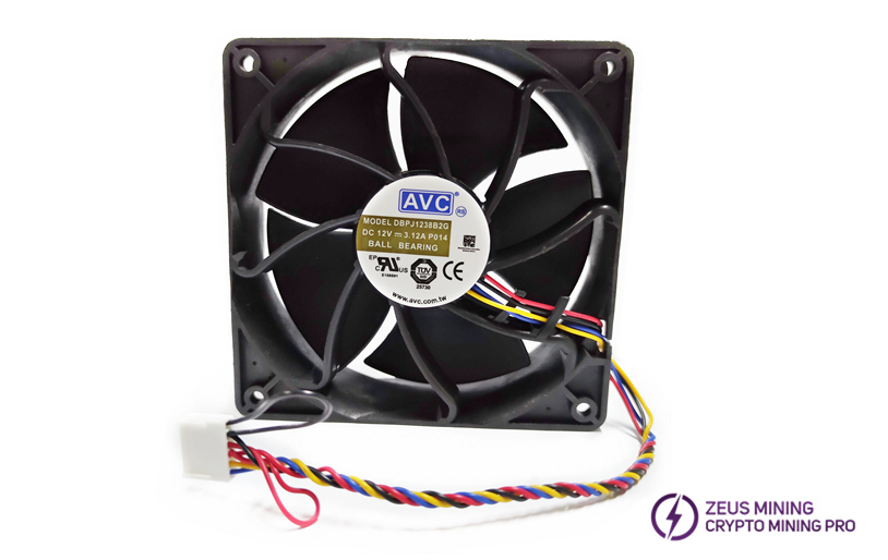 M10 cooling fan