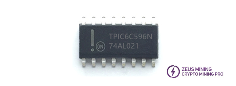 TPIC6C596N