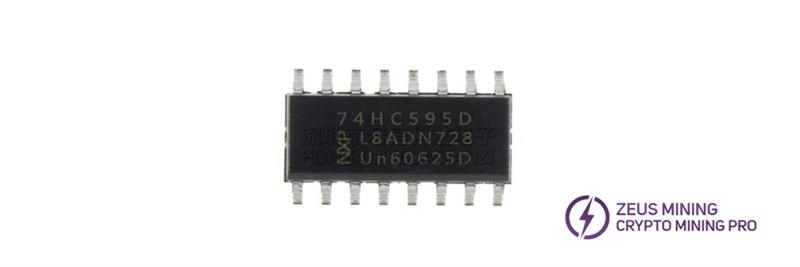 74HC595D 112