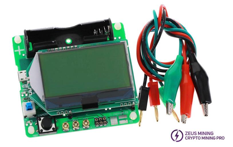 Transistor Tester MG328