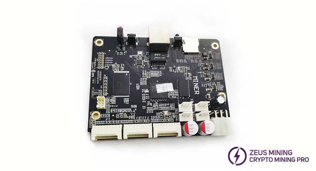 S17 control board