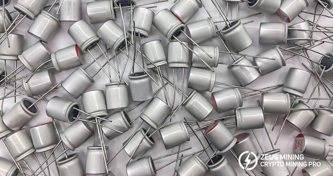 solid aluminium capacitor