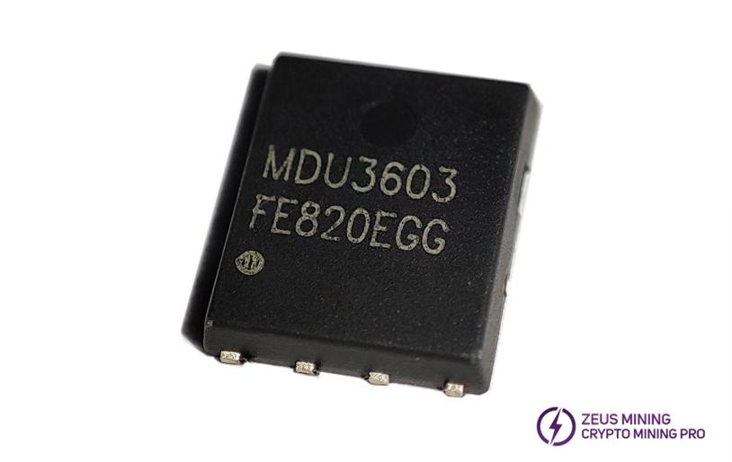 MDU3603 FET