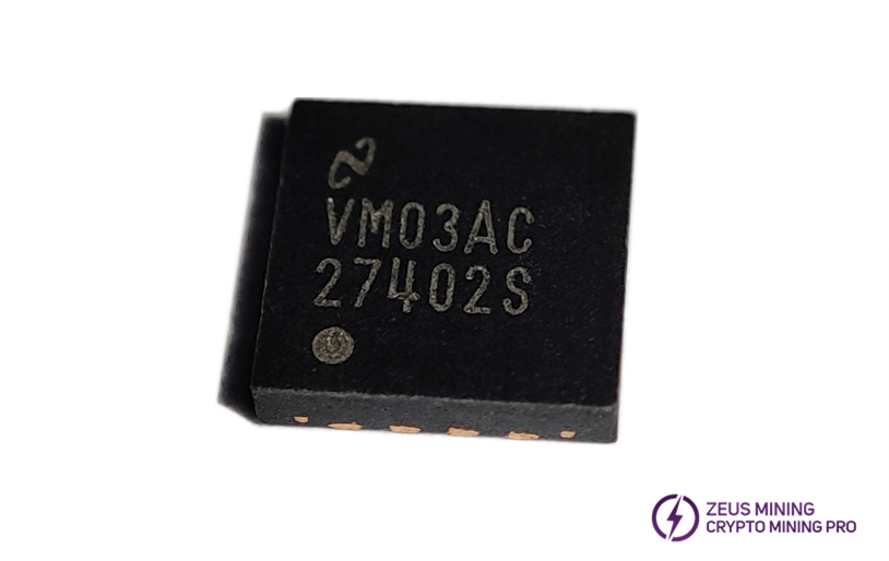 LM27402S step-down controller